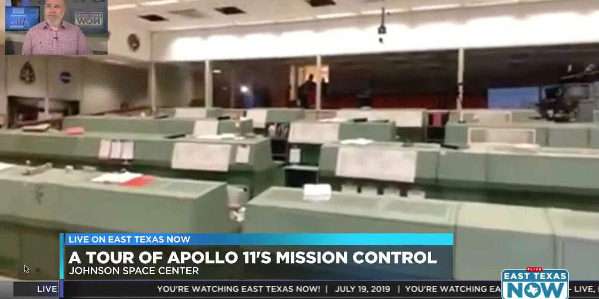 50TH ANNIVERSARY: Inside look at the historic operations control room at Johnson Space Center