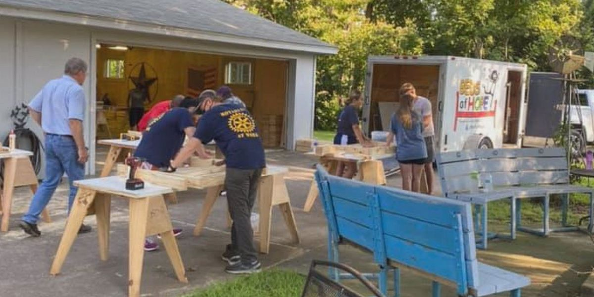 Volunteers needed for Saturday bed building event benefiting East Texas foster children