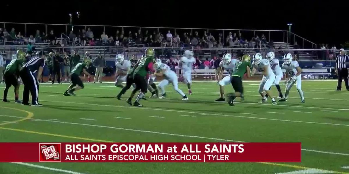 Week 8: Bishop Gorman vs All Saints