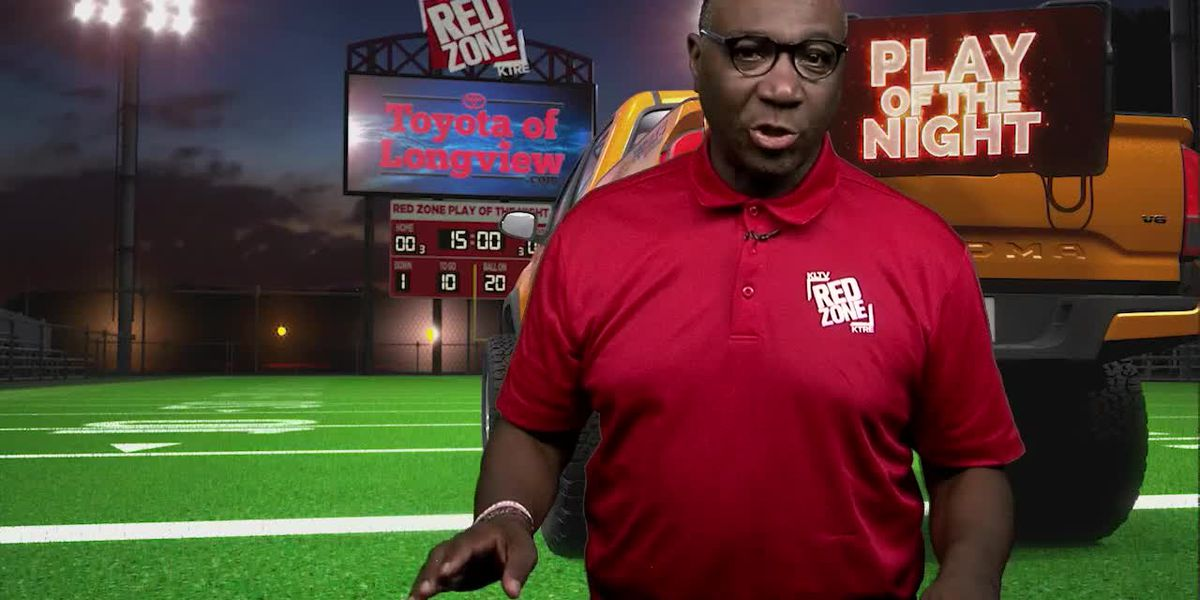 Week 7: Play of the Night, Nacogdoches Dragons