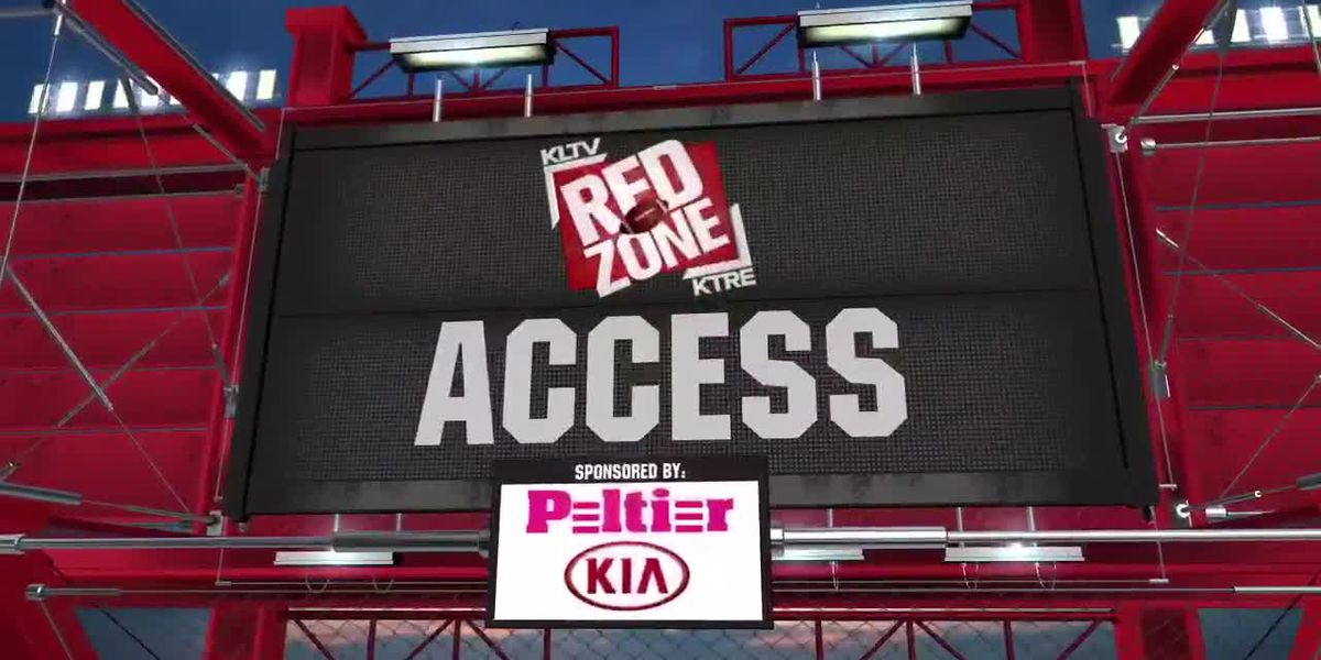 Red Zone Access Week 11: Tyler Lee Head Coach Kurt Traylor