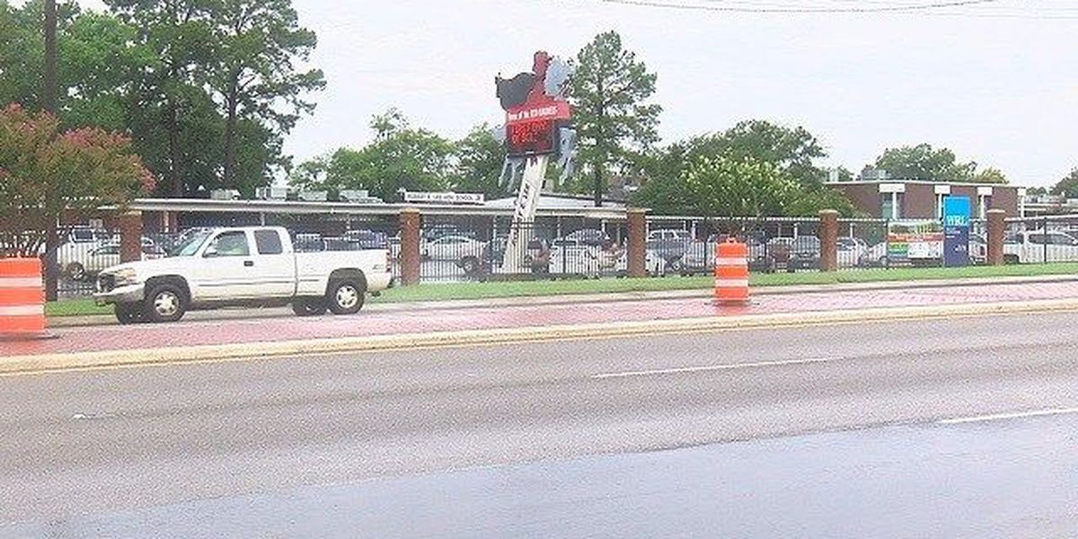 Increased security at Robert E. Lee High School following rumored threat