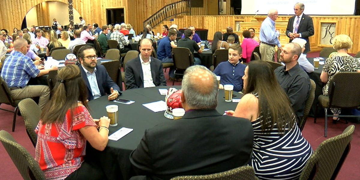 29th annual Scholastic All Stars banquet honors 20 East Texas students