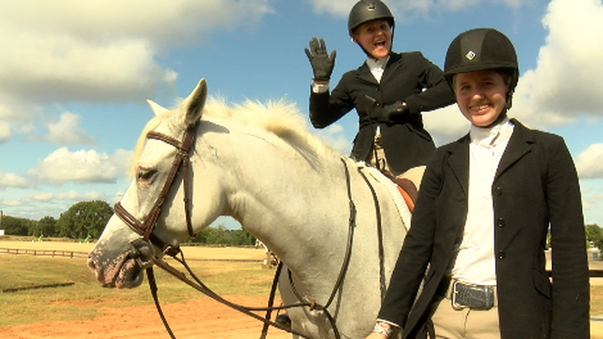 Webxtra: All Breed Show comes to Texas Rose Horse Park