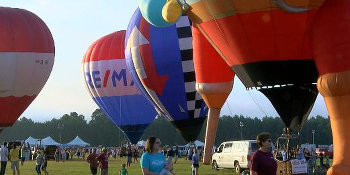 Great Texas Balloon Race successful even with only one flight