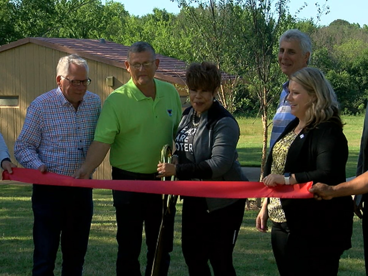 City of Tyler hosts ribbon cutting for Woldert Park