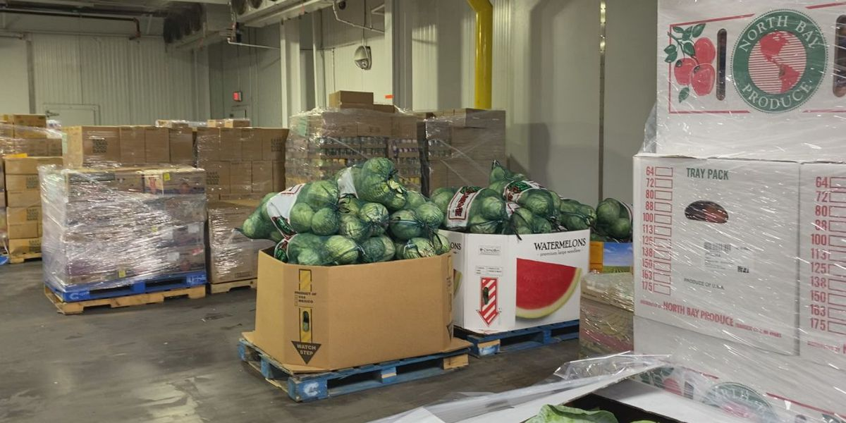 Texas food banks and farmers deal post-freeze crop delays