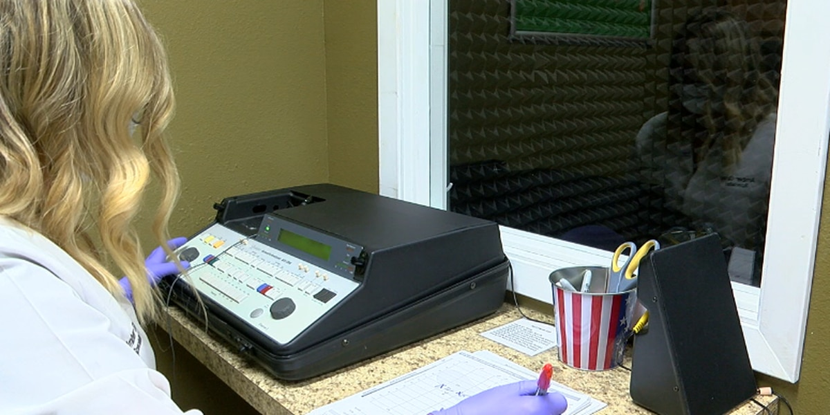 East Texas hearing specialist seeing increase in patients during COVID-19