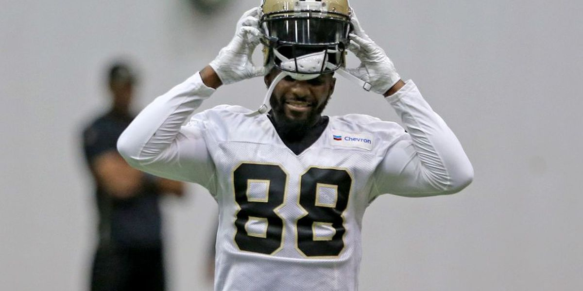 After Season Ends Early Saints Honor Dez Bryant