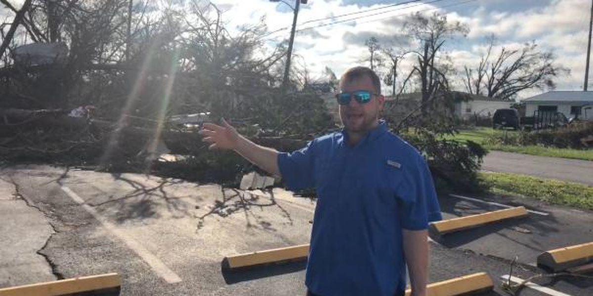 Longview men grab supplies, head to help Florida hurricane victims