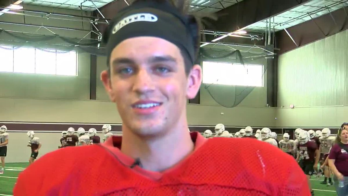 Whitehouse's Kaden Casey earns ASB Player of the Week honors