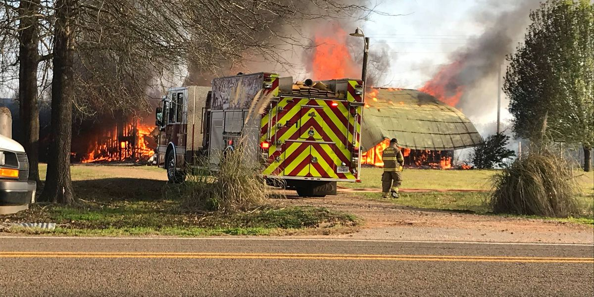Mixon woman's house catches fire while she is out of state