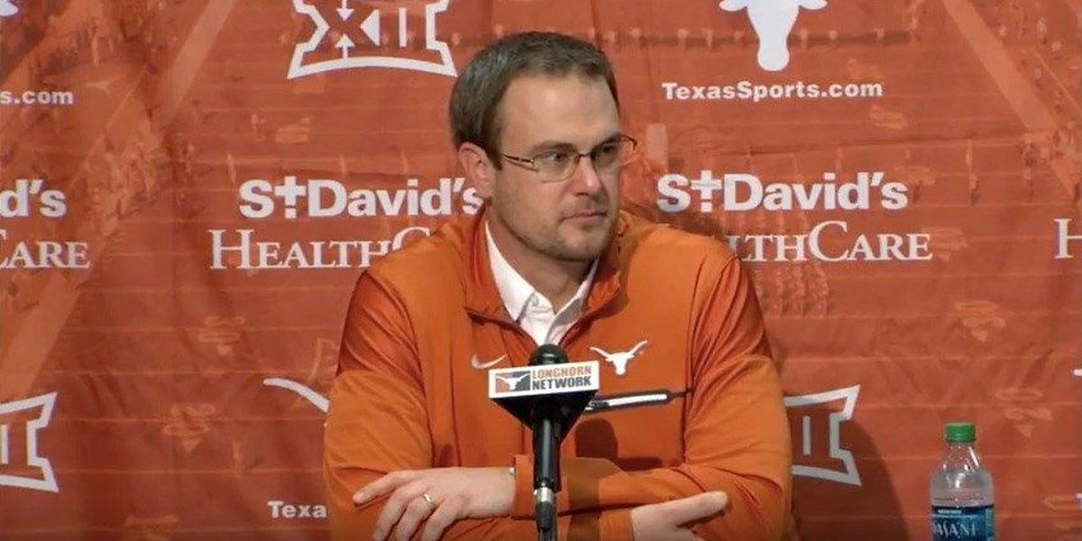 Sports WebXtra: Texas Longhorns state spring practice with an interesting dinner party