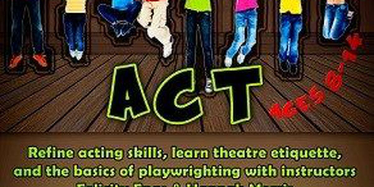 So you think your kids can act? Let's find out!