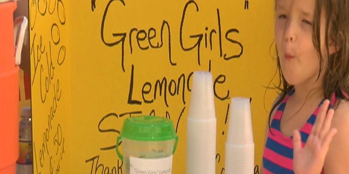 Kids rejoice! Lemonade stands are now legal in Texas