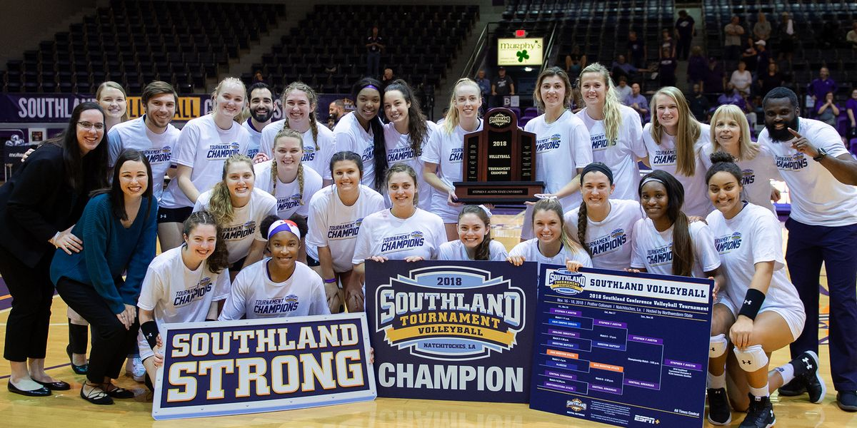 SFA preparing with showdown against UT in NCAA Tournament