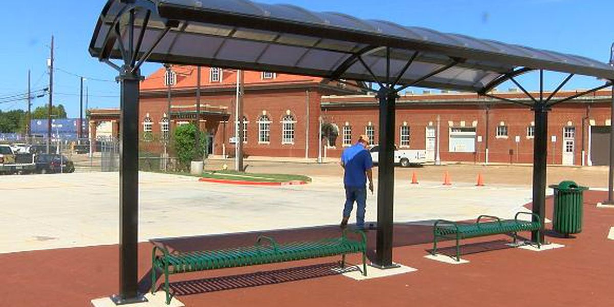 WEBXTRA: Longview Transit Center opens in new location