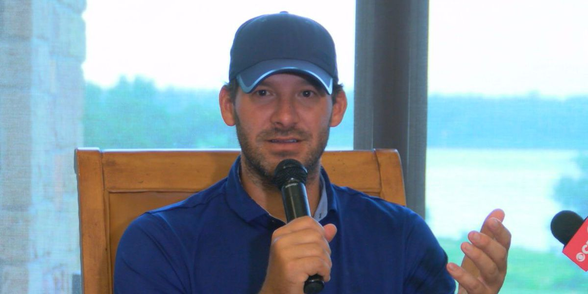 Tony Romo opens up at Texas State Open Q&A