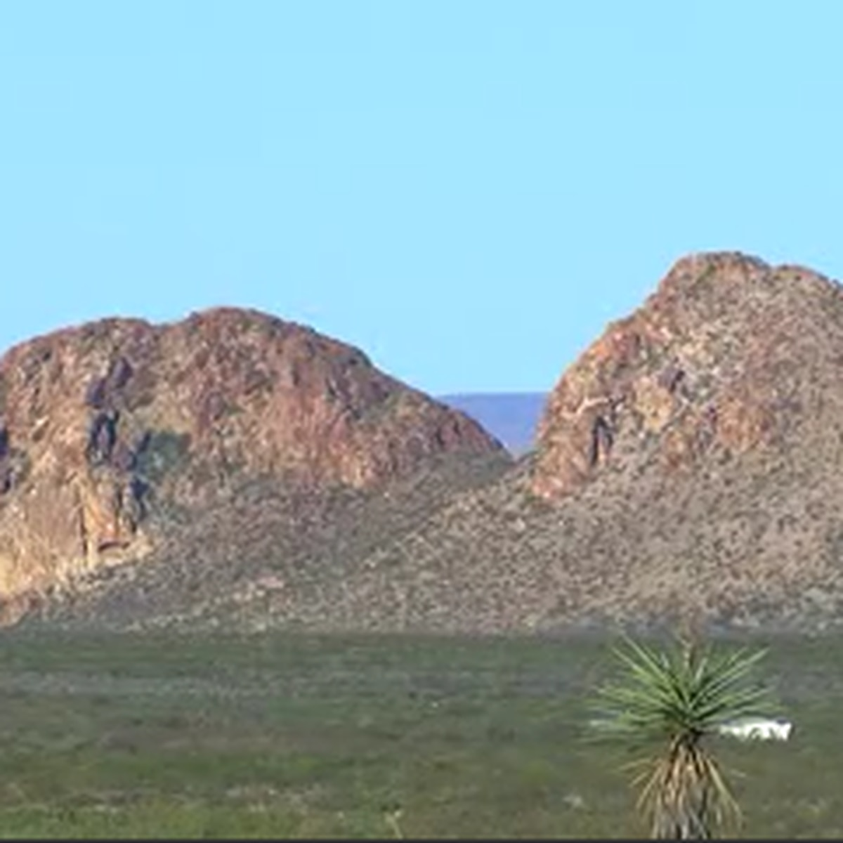 Touring West Texas Big Bend parks