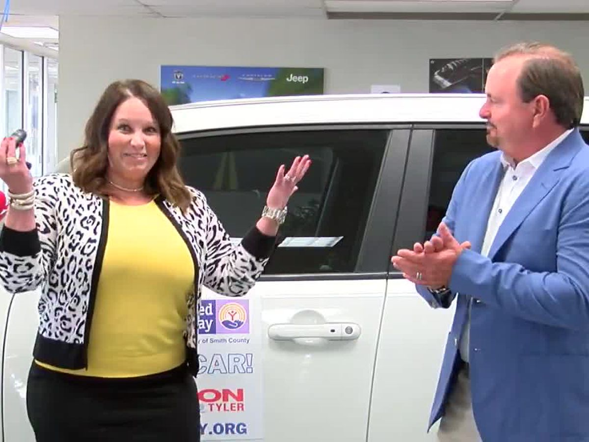 Jeep giveaway to benefit United Way