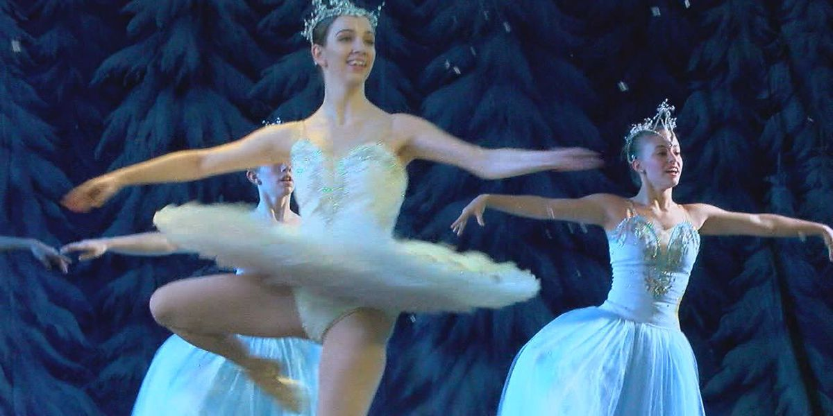 Tyler Junior College's Nutcracker ballet goes virtual