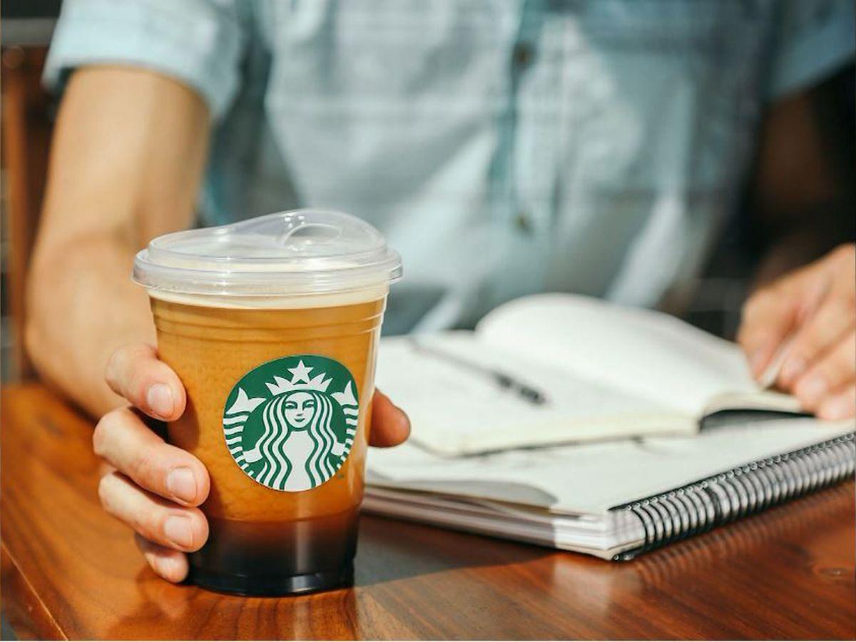 Starbucks building location in Marshall