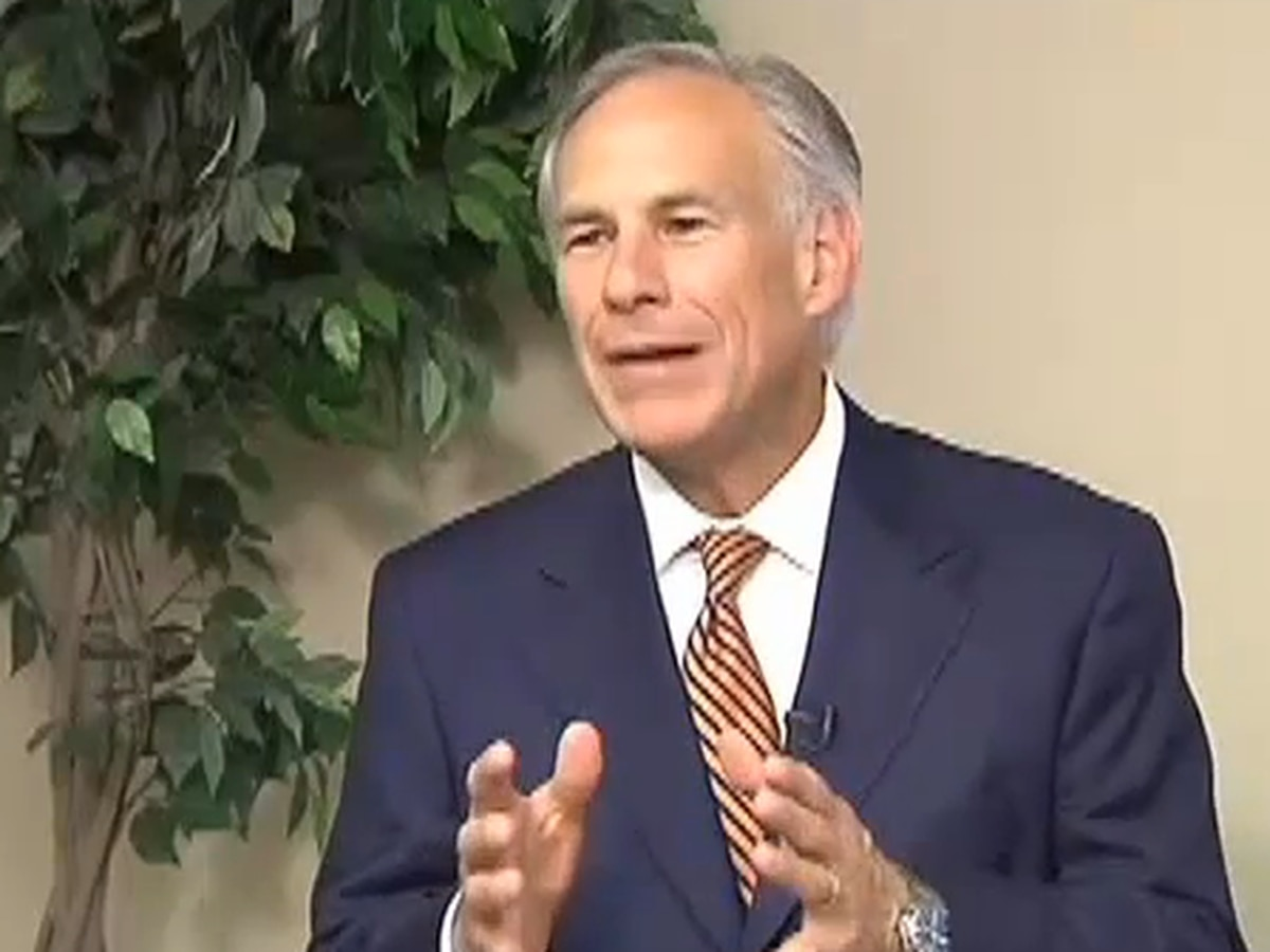 Gov. Abbott in Amarillo to provide an update on surge response efforts