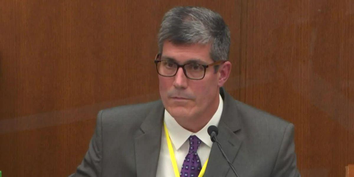 Medical examiner blames police pressure for Floyd's death