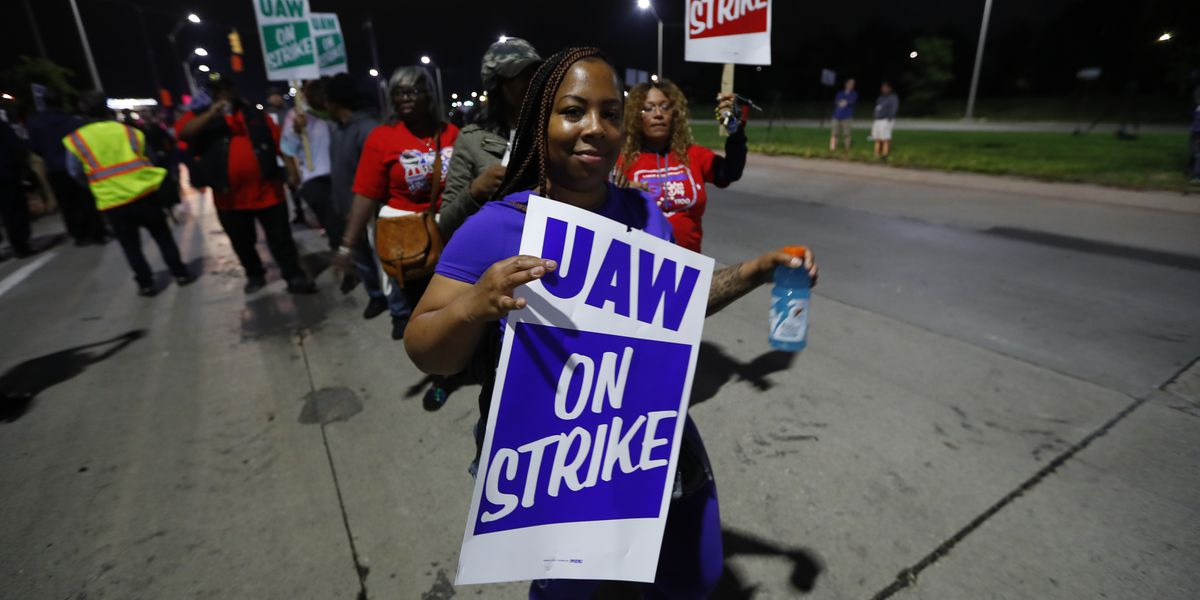 No Deal: Auto workers strike against GM in contract dispute