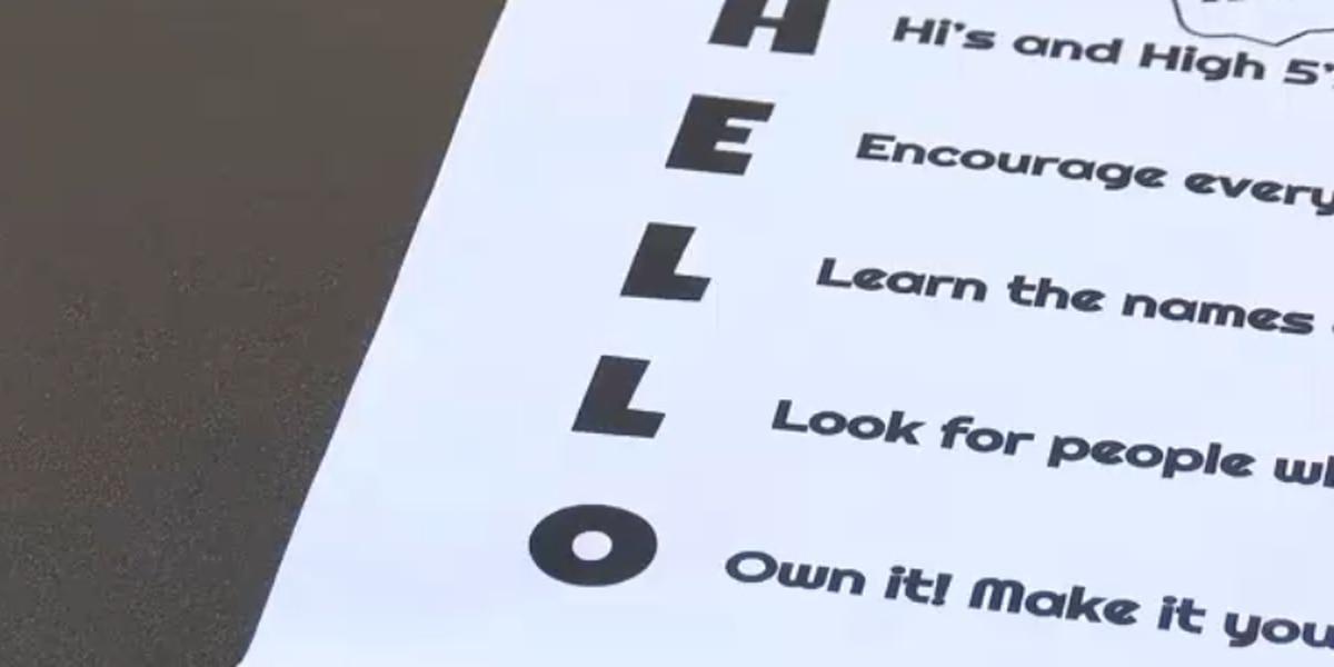 Sandy Hook-inspired program gets underway at Tyler ISD schools