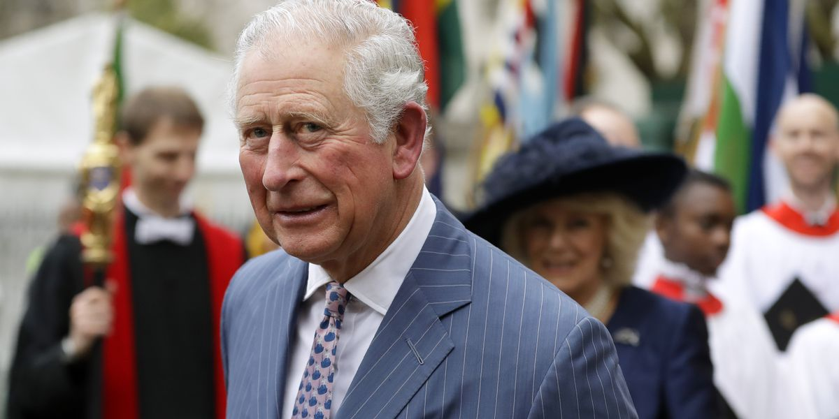 Prince Charles ends isolation period for coronavirus