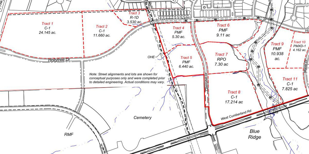 Development next to approved Genecov project planned in South Tyler