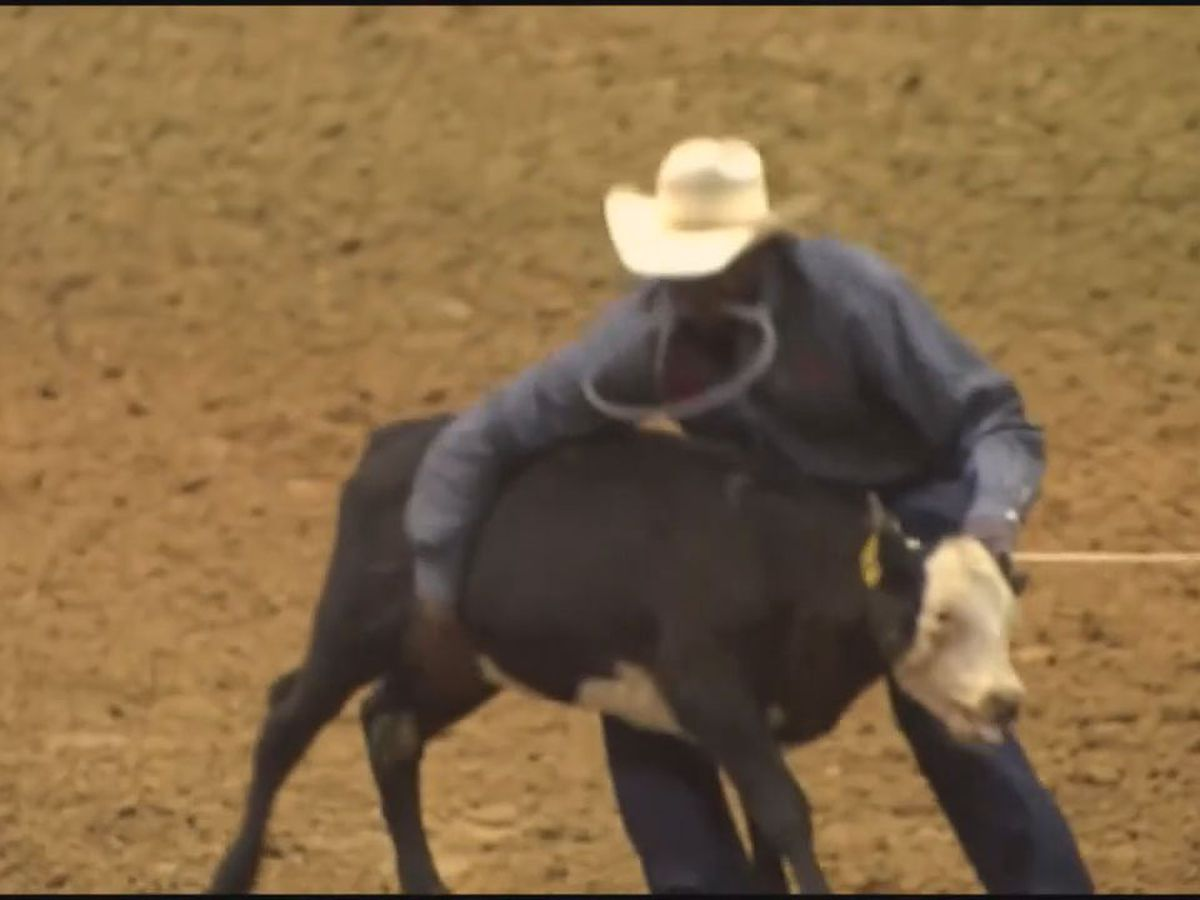 Angelina Benefit Rodeo starts Wednesday night