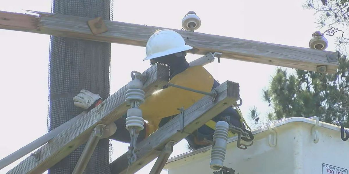 SWEPCO: Thousands of feet of wire repaired or replaced after violent storm hits Kilgore