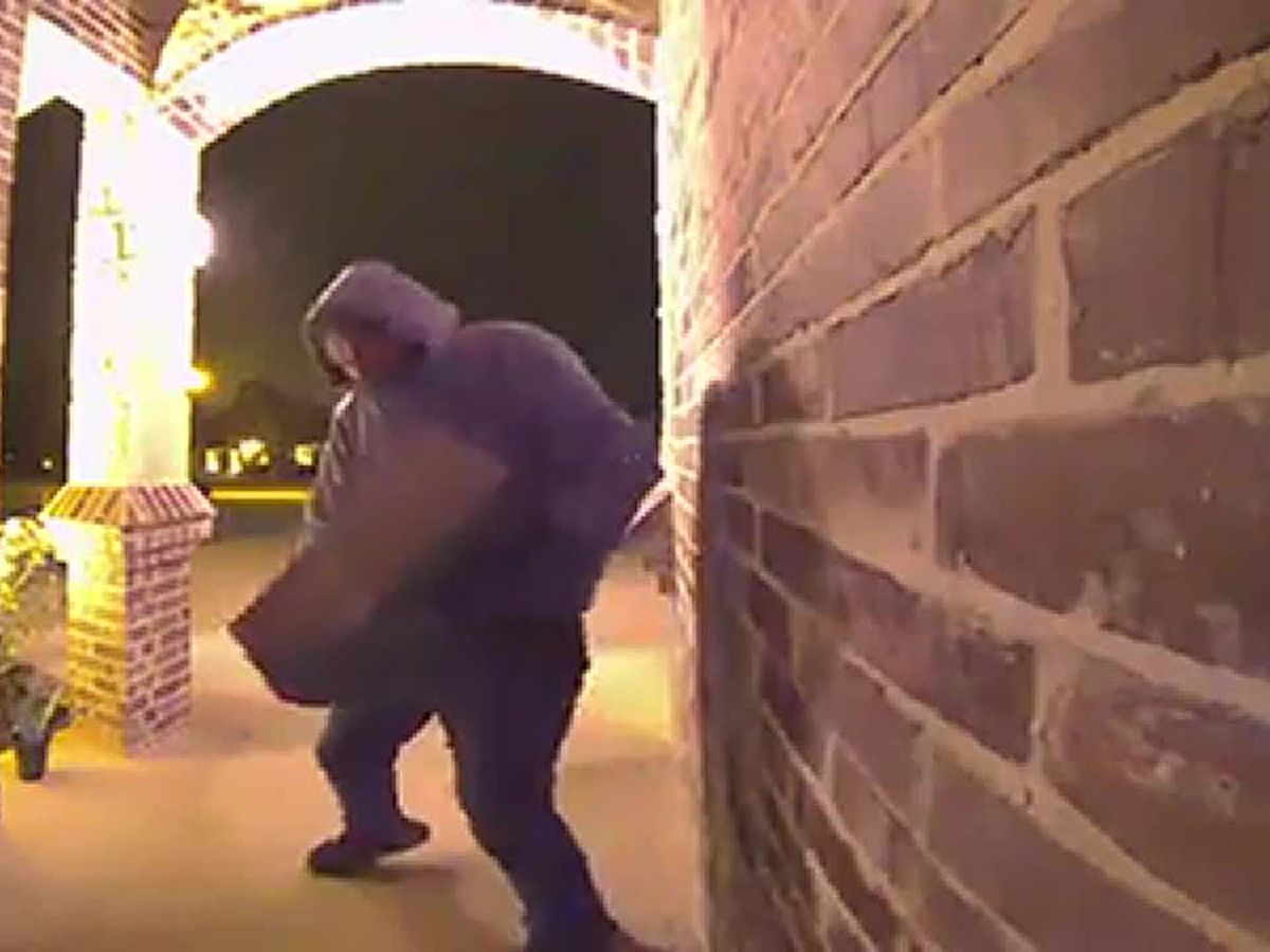 Lindale police asking for help with package theft investigation