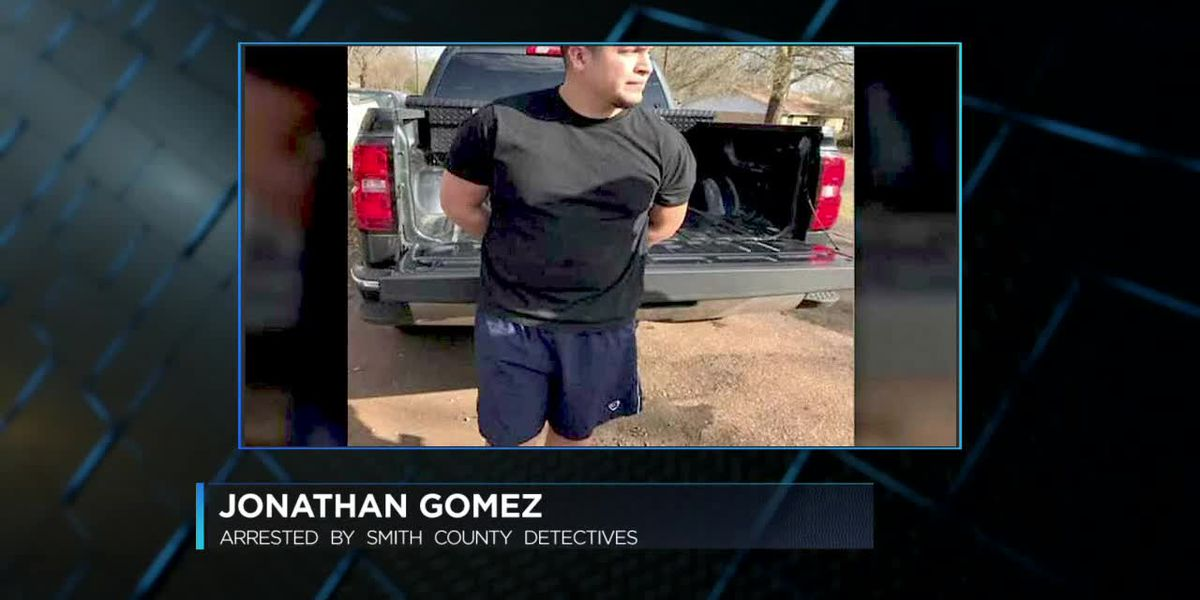 Smith County man arrested for continuous sexual assault of child after phone found with videos, pics
