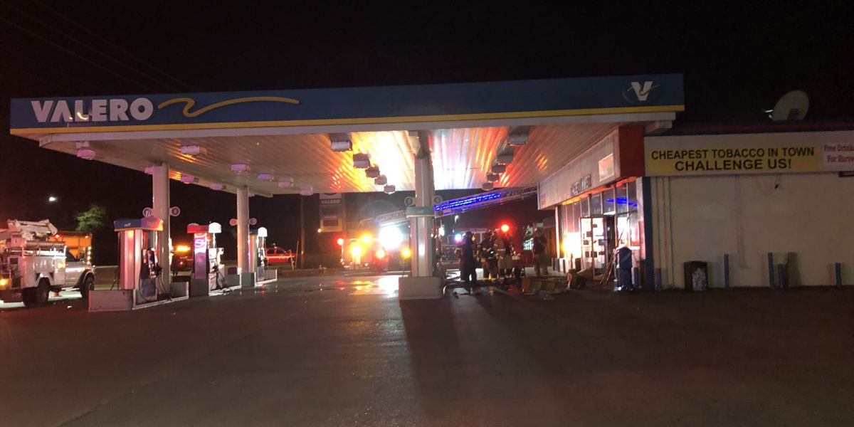 Electrical issue believed cause of Tyler gas station fire