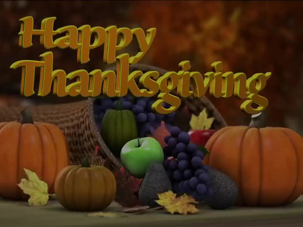 Restaurants open on Thanksgiving Day