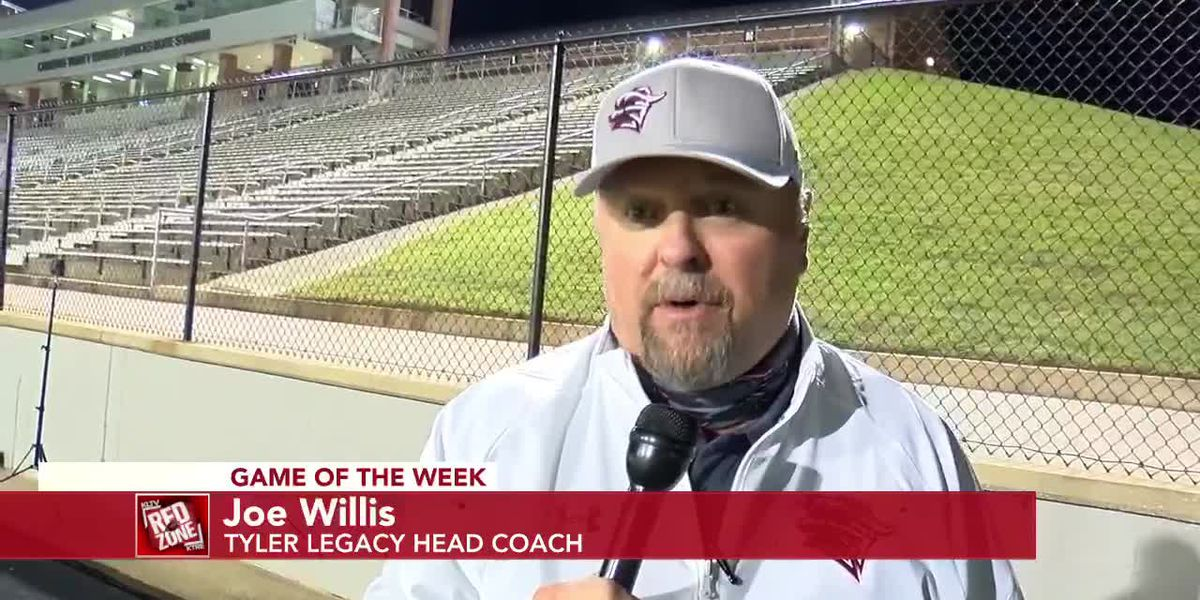 Week 6: Coach Interview: Tyler Legacy Head Coach Joe Willis