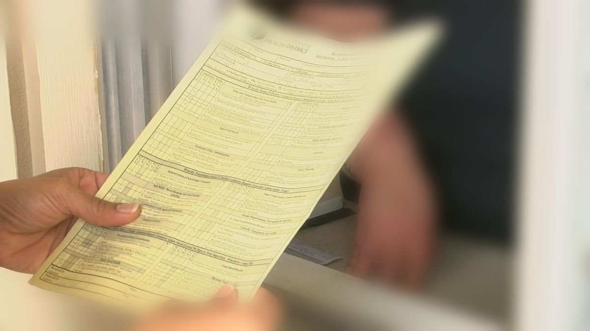 Inspector closes East Texas restaurant after finding 7 health code violations