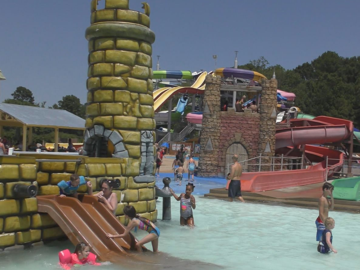 Splash Kingdom in Canton, Nacogdoches to open May 29