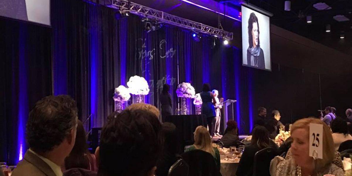Twelve East Texas women honored during 'Stars Over Longview'