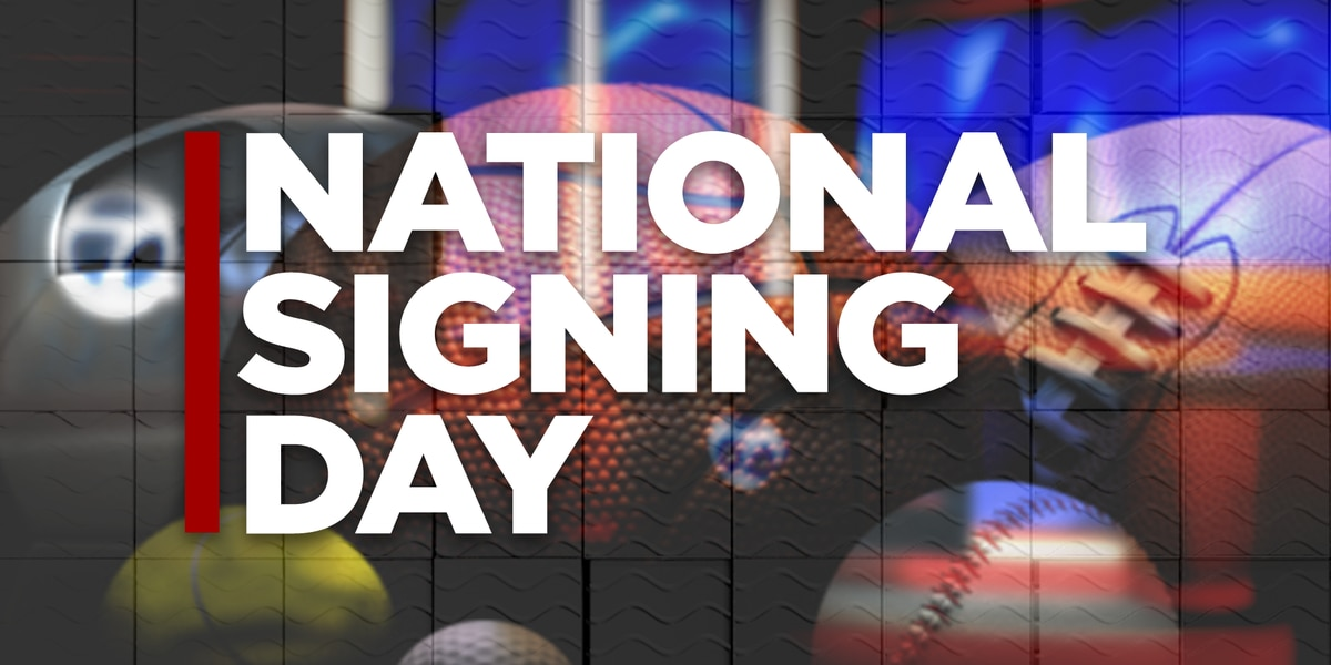 7/9OnScene: National Signing Day in East Texas
