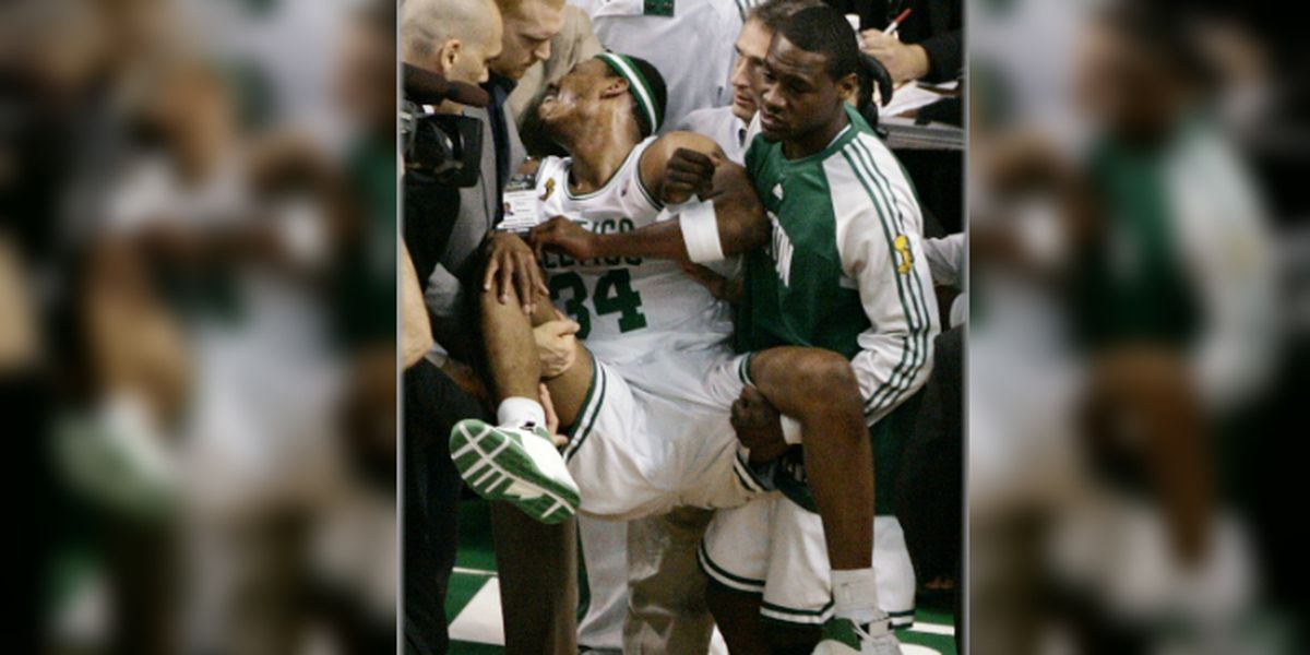 Paul Pierce admits he faked injury in 2008 Finals to go to the restroom