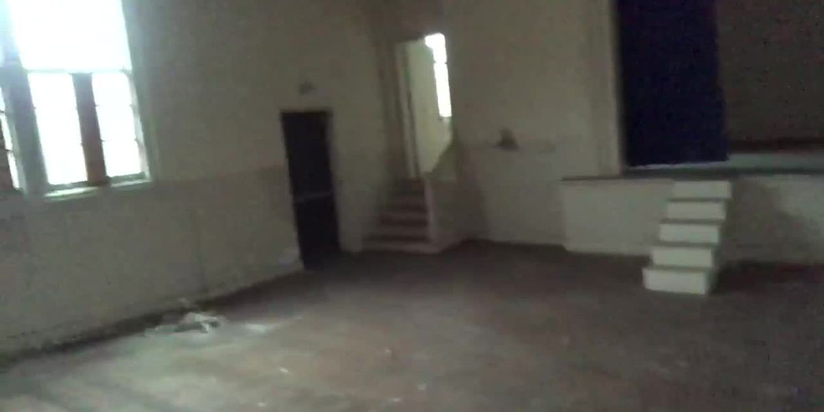 WEBXTRA: Empty Kilgore school to become entertainment venue