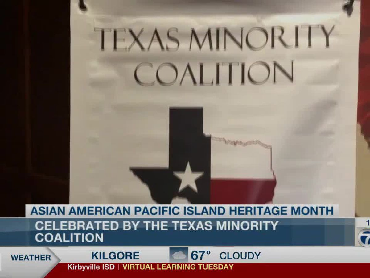 East Texas organization kicks off Asian-American and Pacific Islander Month