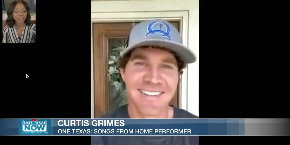 WATCH: Curtis Grimes talks about One Texas performance