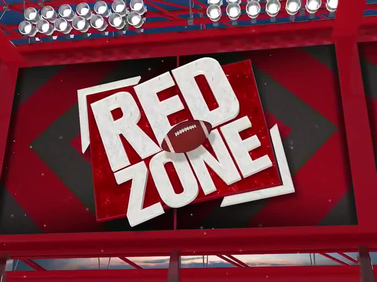 Red Zone Schedule: 4A-1A Regional semifinals, 6A-5A week 10
