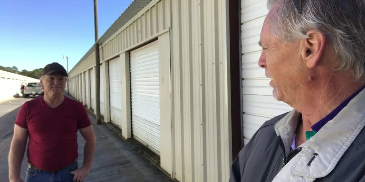 55 units burglarized at Harrison County self-storage facility