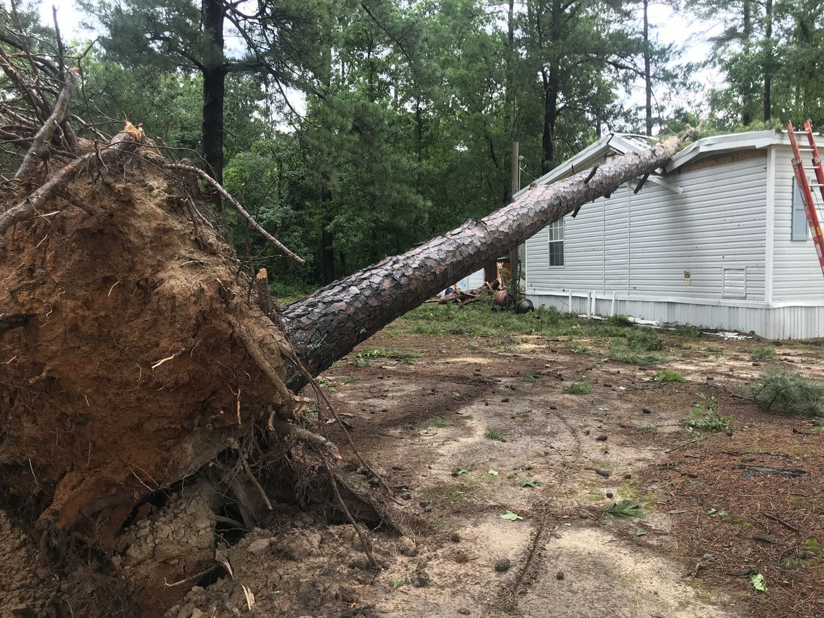 NWS confirms EF-0 tornado touched down in Harrison County